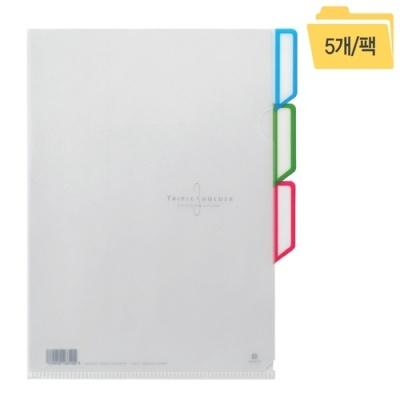 [문화산업] 트리플홀더F599-7 [속5] 136215