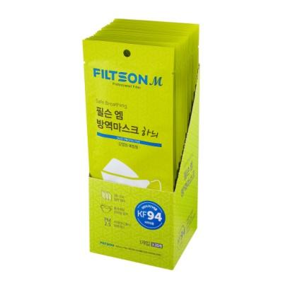 필슨 엠 KF94 황사마스크 대형 20매 + 케이스 증정