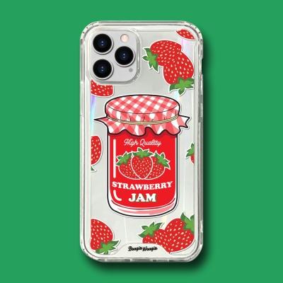 범퍼클리어 케이스 - 딸기(Strawberry)
