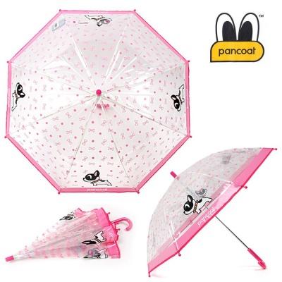 서울트레이딩 팬콧 팝바우 패턴 비닐 장우산 53