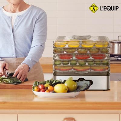 [리큅] 수제 간식 제조 미니 식품건조기 LOD-ST500BK