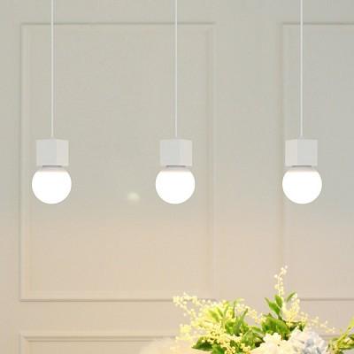 [바이빔][LED] 티피3등 펜던트-7color