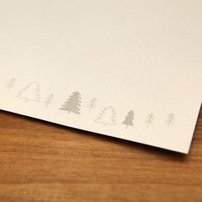 크로스 트리 (크리스마스카드)
