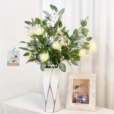 고속터미널꽃시장 열매 유칼립투스 81cm 시들지않는꽃