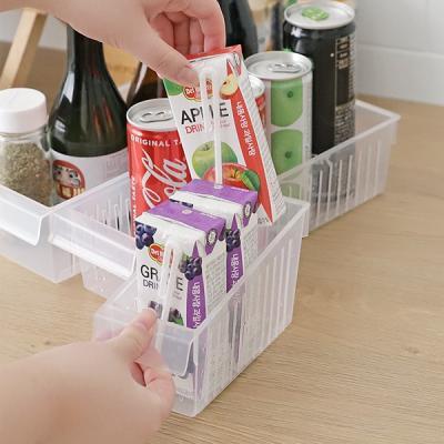 냉장고정리 음료수 식재료 신선보관트레이 SMALL F30