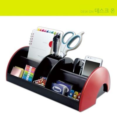 사무실 공부방 다용도 책상 데스크 정리함 색상랜덤