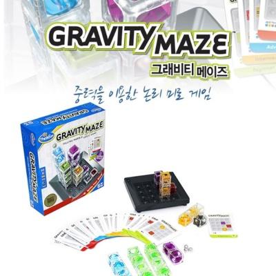 초등 학생 어린이 집중력 향상 게임 그래비티 메이즈