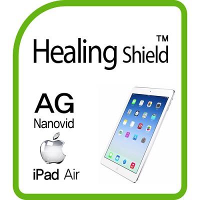 [힐링쉴드] 아이패드 에어(iPad Air) AG Nanovid 지문방지 액정보호필름 전면 1매(HS143863)