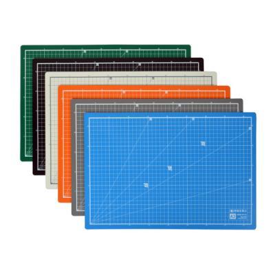 [현대오피스] 국산 컬러 컷팅매트 HCM-A3 /데스크매트