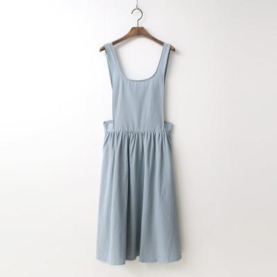 Apron Overall Dress