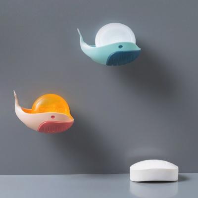 아기고래 비누받침 2color