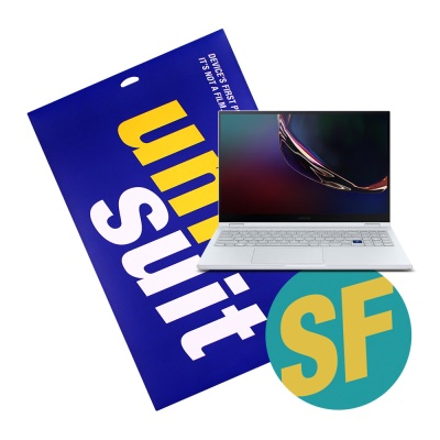 갤럭시북 플렉스 15형(NT950QCT) 상판 서피스 2매