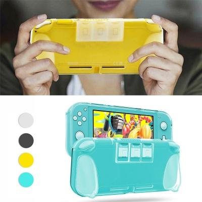 닌텐도 스위치 라이트 칩 카드 홀더 투명 젤리 케이스