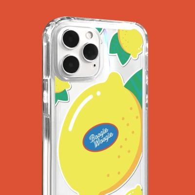범퍼클리어 케이스 - 레몬(Lemon)