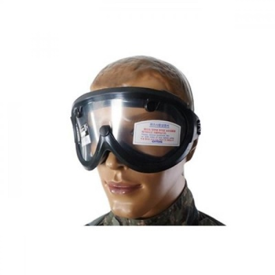 군인용방풍안경