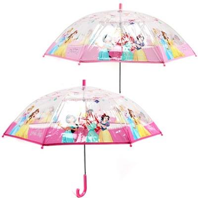 프린세스 53 크리스탈 POE 우산 (랜덤) 자동 7세이상