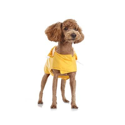 permanent yellow raincoat