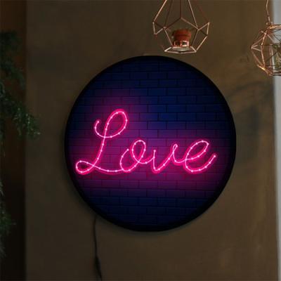 no150-LED액자45R_빛나는사랑