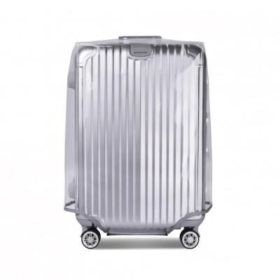 여행용 캐리어 여행 가방 여행 보호 커버 24형 투명