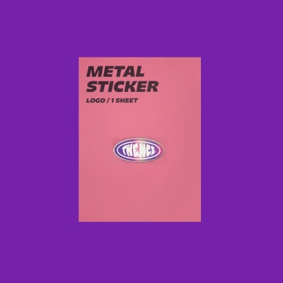 METAL STICKER_LOGO