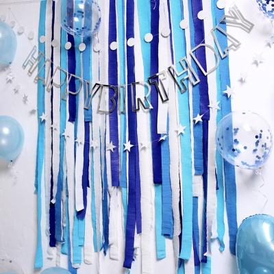 매지컬 생일파티 풍선세트(유니크블루)
