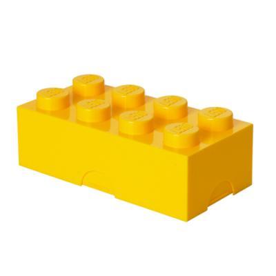 [레고 스토리지] 레고 블릭 런치박스 (옐로우)