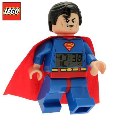 DC슈퍼히어로즈 슈퍼맨 알람시계 9005701