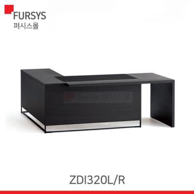퍼시스 인콘트로 L형데스크(ZDI320LR)