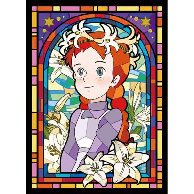 빨강머리 앤 백합 (패브릭) 보석십자수 38x52