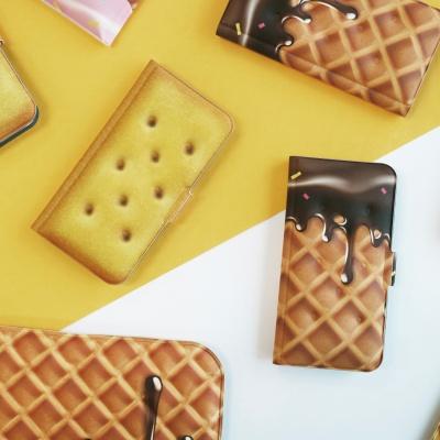 드리미 아이폰 케이스 (iphone 6,7,8) 쿠키,와플초코