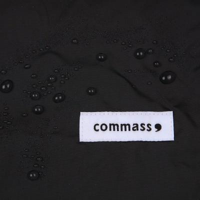콤마스 숄더백 / 블랙