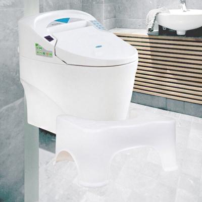 변기발판 변기 발받침대 화이트 쾌변유도 욕실발판