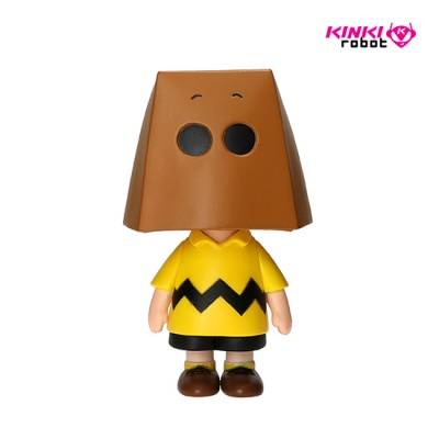 UDF PEANUTS S10_CHARLIE BROWN_GROCERY BAG VER (1910019)