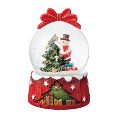 크리스마스 스노우볼 워터볼 M