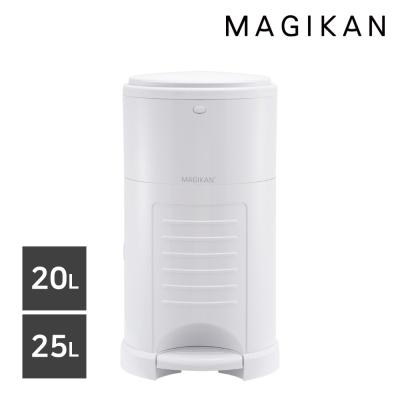 [매직캔] 휴지통 옵셋 리뉴얼 냄새차단 20,25L