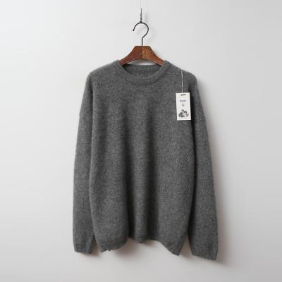 Raccoon N Fox Wool Round Sweater