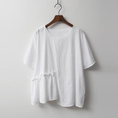 Maggie Frill Blouse