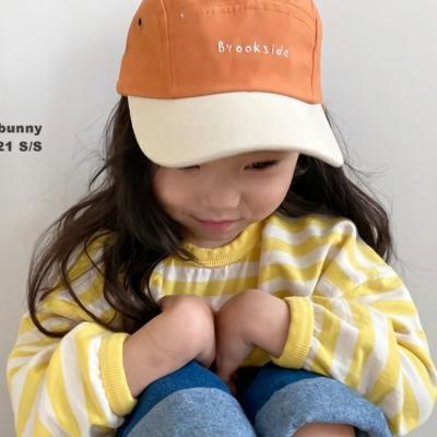 여아 남아 유아 아동 모자 볼캡 썬캡 썬햇 브룩