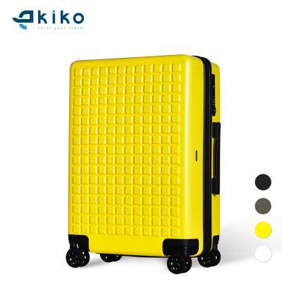 키코 100% PC USB 스티커 그리 24인치 캐리어
