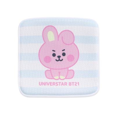 BT21 베이비 쿠키 메쉬방석 / 캐릭터방석 쿨방석