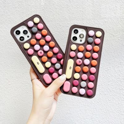 아이폰 xs max xr se2 7 8 키보드 입체 팝잇 케이스