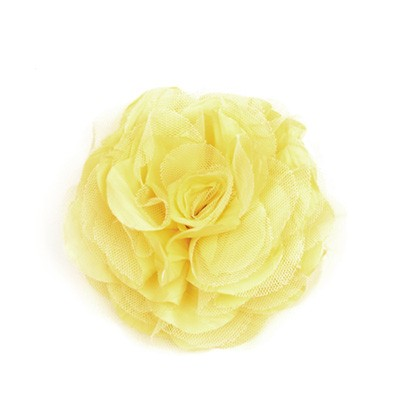 [헤어보우] Lobelia 헤어핀-Yellow
