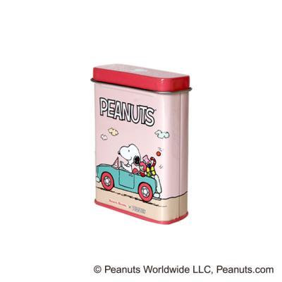 피너츠사각틴패키지(핑크)