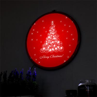 ne852-LED액자35R_메리크리스마스