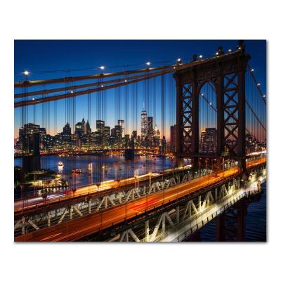 DIY 페인팅 야경의 맨해튼다리 PH94 (40x50)