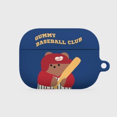 baseball gummy 에어팟프로 하드케이스
