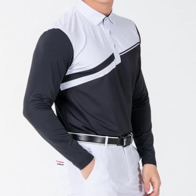 골프웨어 골프복 긴팔 티셔츠 남성 기능성 라운딩 DB6