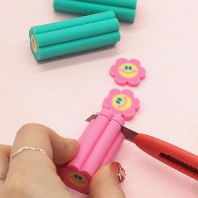 핑크풋 1000딸기커터칼