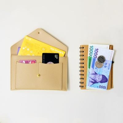 다용도 트래블 포켓 파우치 여행용 여권지갑 5종
