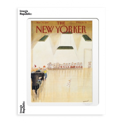 THE NEW YORKER/SEMPE AUDITION